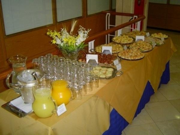 Banqueterias para Eventos Corporativo Santa Emília - Banqueteria para Reunião Corporativa