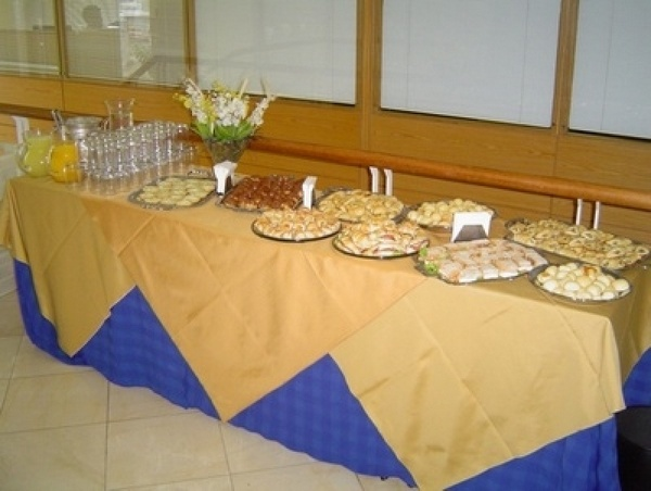 Buffet Coffee Break Parque da Represa - Coffee Break Eventos Corporativos