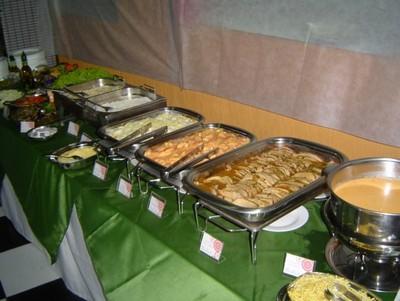 Buffet de Almoço para Empresa Lenheiro - Buffet para Coquetel Empresarial