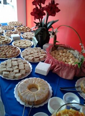 Buffet de Café da Manhã em Empresa Jardim Jurema - Buffet de Brunch para Casamento
