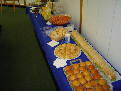Buffet de Coffee Break para Evento Ponte Alta - Coffee Break Natalino