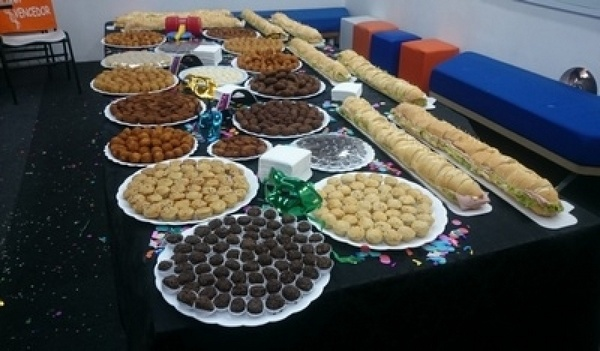 Buffet para Coffee Break Campinas Novo Horizonte - Buffet de Coffee Break para Eventos