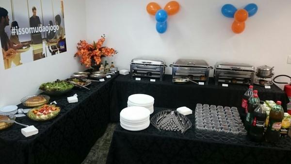 Buffets de Almoço para Reunião Vila São Pedro - Buffet para Eventos Corporativos