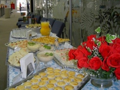 Buffets para Coffee Break Campinas Vila Real - Coffee Break de Carnaval