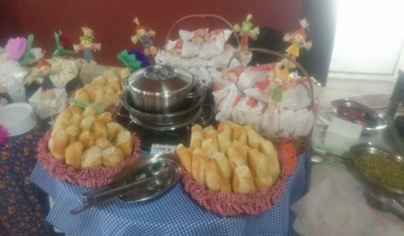 Café da Manhã Corporativo Campinas Santa Gertrudes - Café da Manhã para Reunião