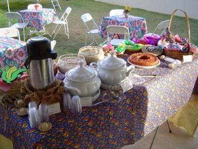 Coffee Break para Eventos Outubro Rosa Jardim Santa Adélia - Coffee Break Temáticos