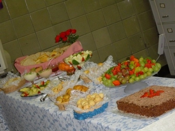 Coffee Break Serviço de Buffet Preço Copacabana - Buffet de Coffee Break para Empresas