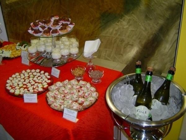 Coquetel para Inauguração de Loja Preço Pinheirinho - Coquetéis para Eventos