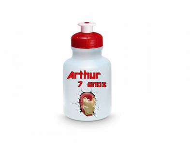 Empresa de Squeeze Plástico Personalizado Mirante de Jundiaí - Impressão de Logo na Caneca