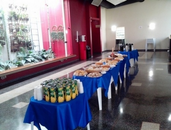 Orçamento de Coffee Break Dia dos Pais Santa Rita de Mato Dentro - Buffet de Coffee Break para Eventos