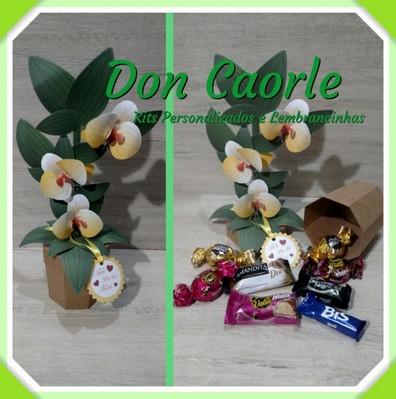Personalizado para Casamento Jardim Santa Adélia - Brinde em Acrílico Personalizado