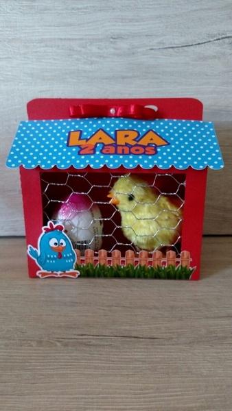 Personalizado para Festa Infantil Jardim Marajoara - Squeeze Plástico Personalizado