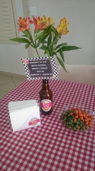 Personalizado para Festa Jardim das Samambaias - Taça em Acrílico Personalizada