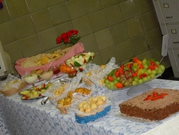 Serviço de Buffet Coffee Break Jardim Lirio - Coffee Break Dia dos Pais
