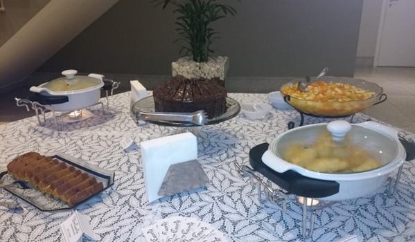 Serviço de Buffet para Evento Executivo Serra das Cabras - Buffet para Coquetel Empresarial