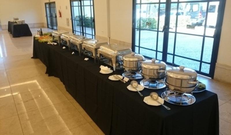 Serviço de Coffee Break para Reuniões Jardim Anhanguera - Buffet de Coffee Break Empresarial