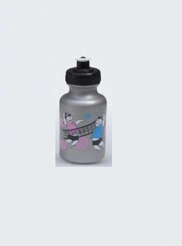 Squeeze Plástico Personalizado Jardim Itália - Squeeze Plástico Personalizado