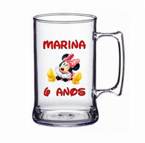Taças em Acrílico Personalizadas Almeirinda Chaves - Personalizados de Acrílico com Desenho