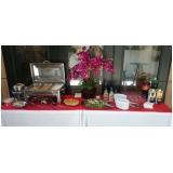 almoço executivo para funcionários Parque Terra Nova