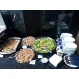 almoço executivo para reuniões Jardim da Fonte