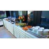 almoço para empresa valor Jardim Santa Rosa