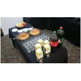 almoço para eventos executivos valor Condomínio Vista Alegre