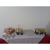 almoço para treinamento empresarial valor Jardim Nova Palmares