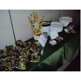 almoços corporativos personalizados Campo Verde