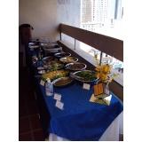 almoços para reuniões Parque Centenário