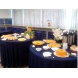 banqueteria para evento Jardim das Carpas