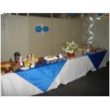banqueteria para eventos empresas Jardim Celeste