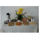 buffet corporativo para empresa Jardim Floriano