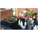 buffet de almoço para colaboradores preço Santa Gertrudes