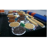 buffet de coffee break corporativo barato Vianelo
