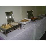 buffet para almoço corporativo preço Cidade Universitária