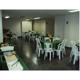 buffet para empresa barato Núcleo Residencial Rosália IV