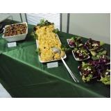 buffet para empresa Jardim Panorama