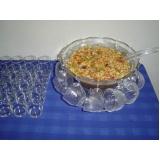 buffet para festa natalina em empresa em sp Quinta de Jales