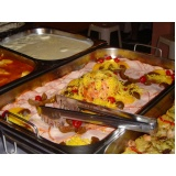 buffet para festa natalina em sp Jardim Rossin