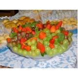 buffets de café da manhã para eventos Chácara das Videiras