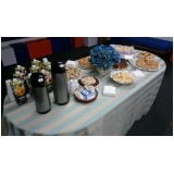buffets evento corporativo Parque das Universidades