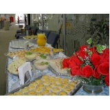 buffets para coffee break campinas Vila Real