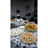 buffets para eventos corporativos Chácara Mediterrânea