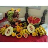 buffets para eventos empresariais Chácaras Anhanguera