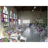 buffets para festas empresariais Cidade Satélite Íris III