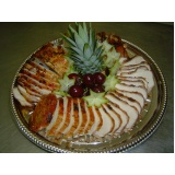 buffets para festas natalinas Parque Maria Helena