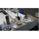 café da manhã corporativo para reunião valor Bairro San Martin