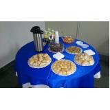 café da manhã para confraternização valor Parque Centenário