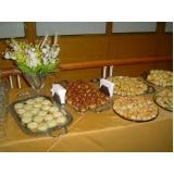 café da manhã para convenções Jardim Itália