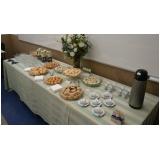 café da manhã para eventos Jardim América